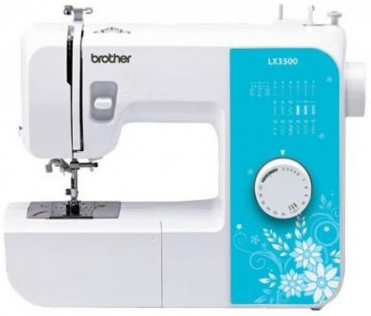 Швейная машина Brother XL-3500 бело-голубой
