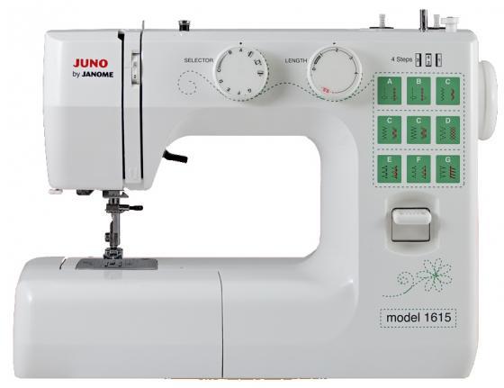 Швейная машина Janome 1615 белый