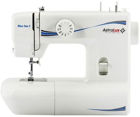 Швейная машина Astralux Blue line I белый
