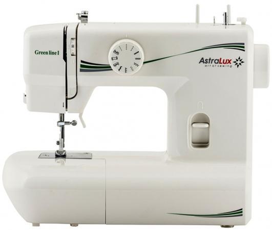 Швейная машина Astralux Green line I белый