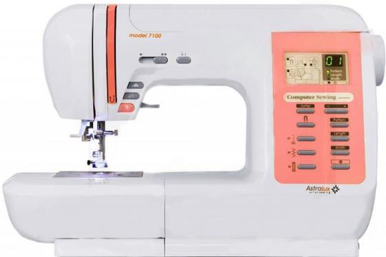 Швейная машина Astralux 7100 белый швейные машины astralux швейная машина astralux k60a