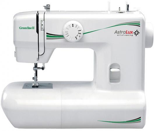 Швейная машина Astralux Green line II белый