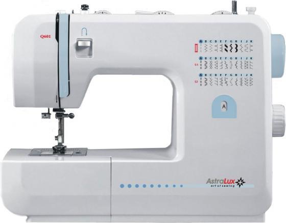 Швейная машина Astralux Q601 белый швейные машины astralux швейная машина astralux 7900