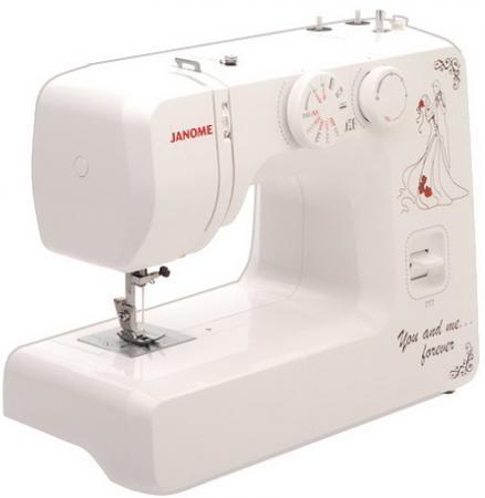 Швейная машина Janome 777 белый