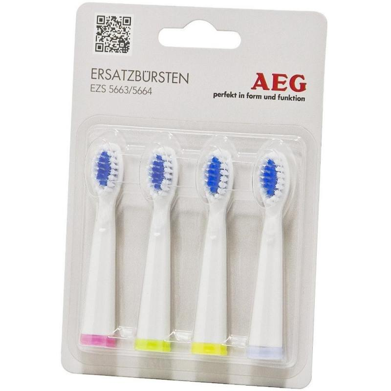 Запасные щетки для зубного центра AEG EZS 5663/5664 от OLDI