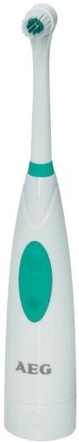 Электрическая зубная щетка AEG EZ 5622 бело-зеленый штроборез aeg mfe 1500