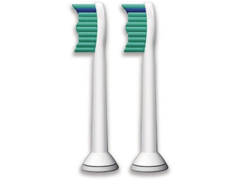Насадка для зубной щетки Philips HX 6012/07 центра FlexCare и звуковой щетки HealthyWhite 2шт чистящая головка для зубного центра flexcare и звуковой зубной щетки healthywhite philips hx6022 07