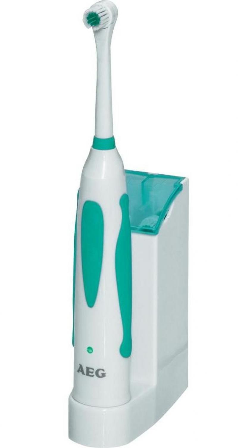 Зубной центр AEG EZ 5623 бело-зеленый штроборез aeg mfe 1500