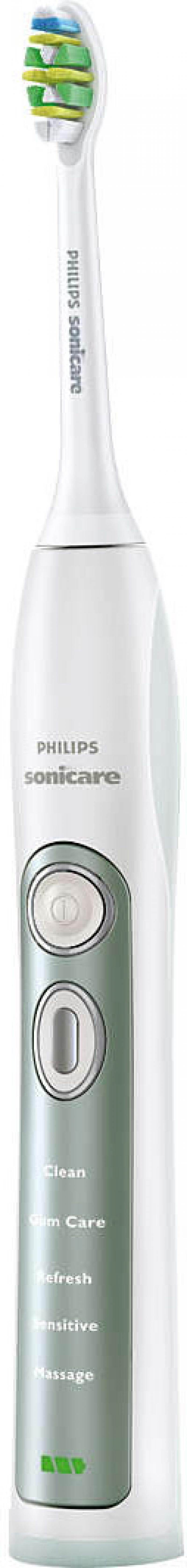 Зубная щётка Philips HX6921/06 Sonicare FlexCare+ белый 50pcs new uv germicidal sanitizer replacement bulb for philips sonicare hx6150 hx6160 hx7990 hx6972 hx6011 hx6711 hx6932 hx6921