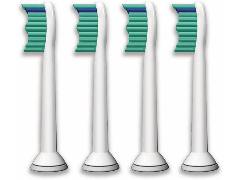Насадка для зубной щётки Philips HX6014 для зубного центра FlexCare и звуковой щетки HealthyWhite 4ш чистящая головка для зубного центра flexcare и звуковой зубной щетки healthywhite philips hx6022 07