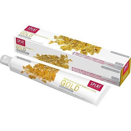 SPLAT Зубная паста Special GOLD 75 мл