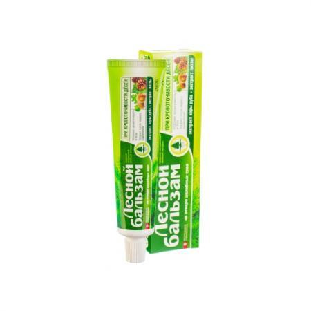 Картинка для Зубная паста Лесной бальзам При кровоточивости десен 35 мл