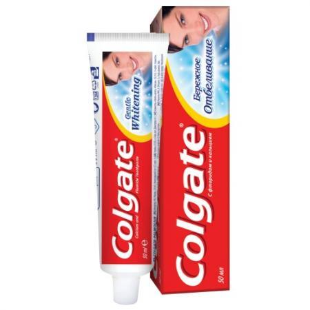 КОЛГЕЙТ Зубная паста Бережное отбеливание 50мл
