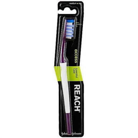 REACH Access зубная щетка средняя reach
