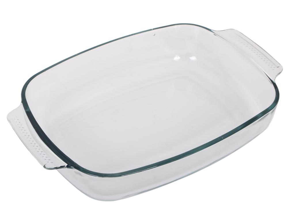 Форма для запекания UNIT UCW-5115/34 , стекло, серия Weiler, для СВЧ и Духовки, от -30 до +250С, размер 34см.
