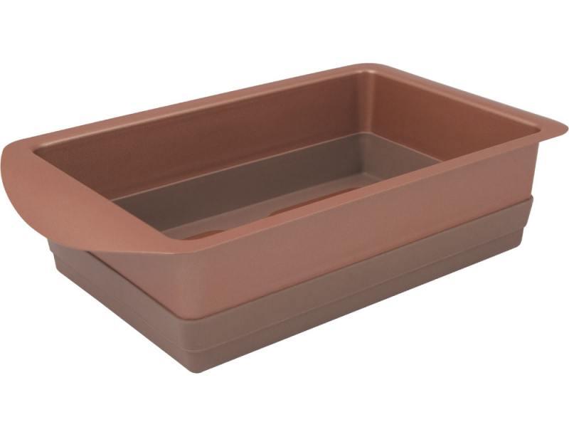 Форма для выпечки Rondell Karamelle 450 RDF прямоугольная