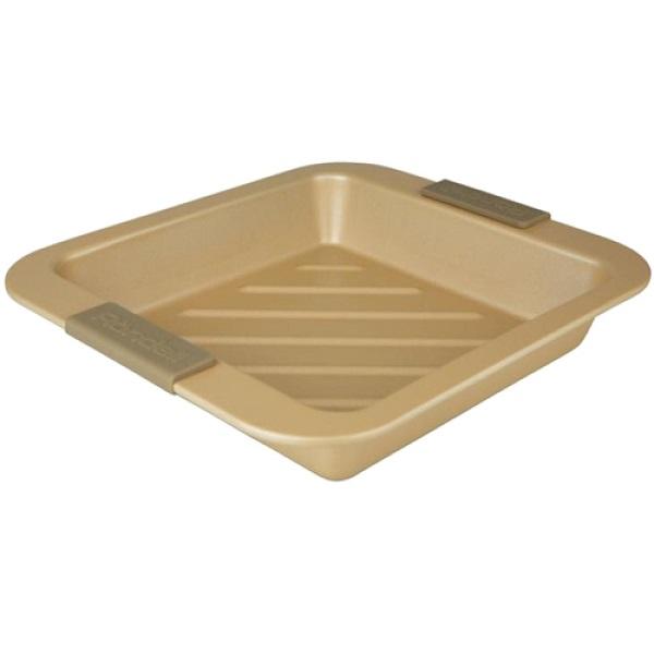 Форма для запекания Rondell RDF-416 квадратная с решеткой посуда для запекания квадратная с решеткой rondell 416rdf