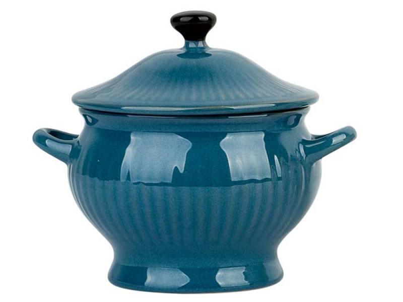 Горшочек Bekker BK-7316 440мл керамика супницы bekker горшочек для супа 425 мл