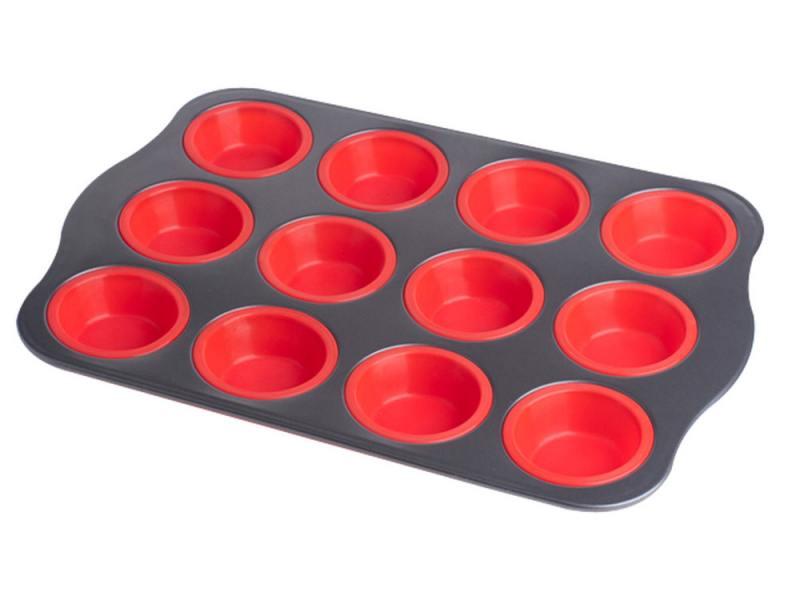 Форма для выпечки Bekker BK-9436 для кексов