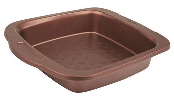 Форма для запекания Rondell Kortado RDF-906 квадратная 26.8х21.8см посуда для запекания квадратная 28х23 см rondell champagnе 415rdf