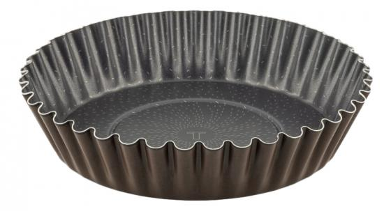 Форма для выпечки Tefal Success J1608502 кругл. d=26см алюминий коричневый (2100098325)