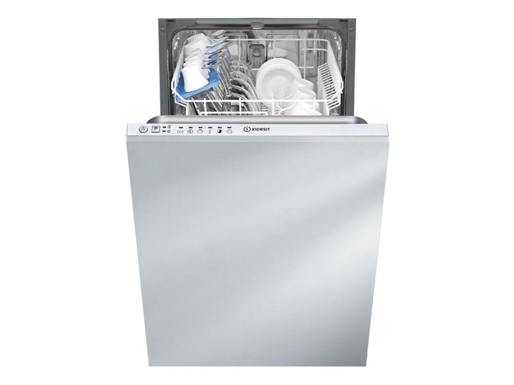 Встраиваемая посудомоечная машина Indesit DISR 16B EU встраиваемая посудомоечная машина indesit dif 14 b1 eu