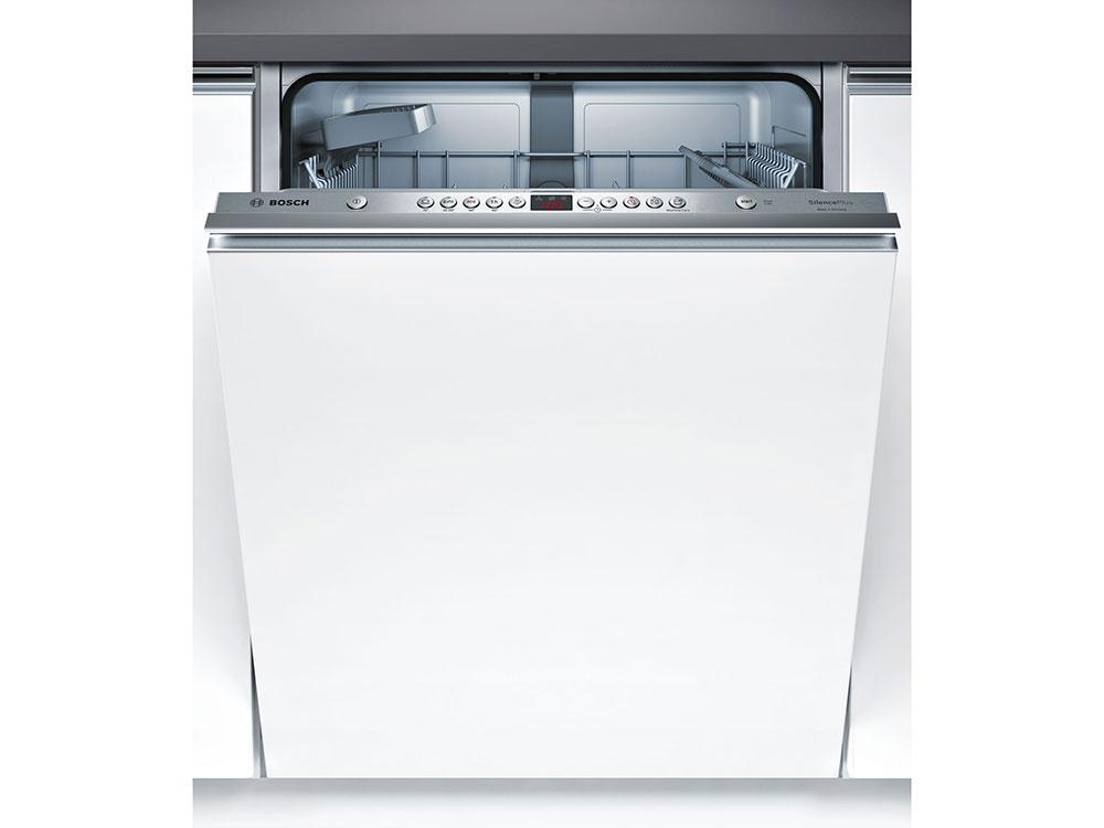 Встраиваемая посудомоечная машина BOSCH SMV45IX01R цена и фото