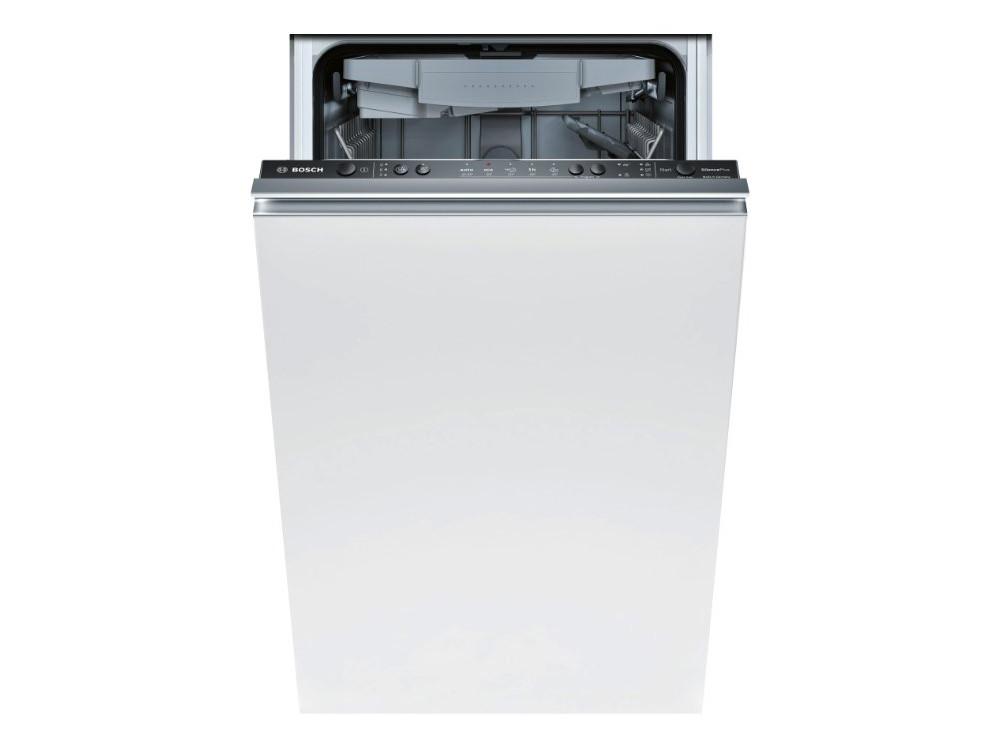 Встраиваемая посудомоечная машина BOSCH SPV25FX10R встраиваемая посудомоечная машина 45 см bosch supersilence spv63m50ru