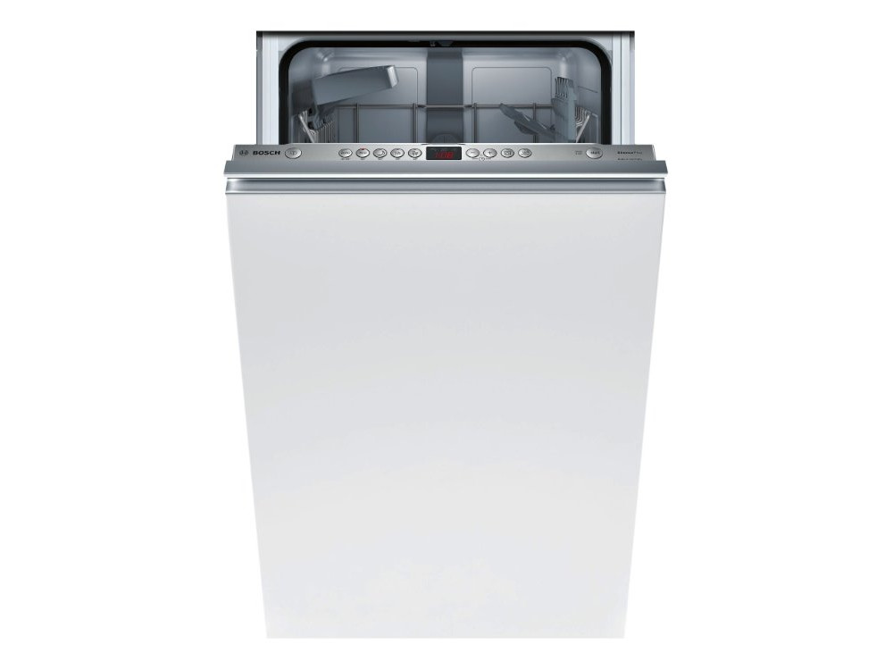 Встраиваемая посудомоечная машина BOSCH SPV45DX00R посудомоечная машина встраиваемая bosch sce52m55