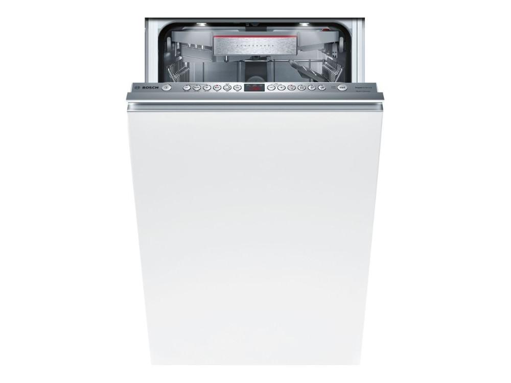 Встраиваемая посудомоечная машина BOSCH SPV66TX10R встраиваемая посудомоечная машина 45 см bosch supersilence spv63m50ru
