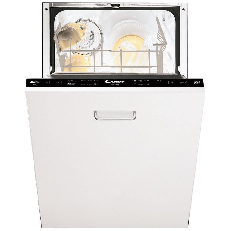 Встраиваемая посудомоечная машина CANDY CDI 1L949-07 встраиваемая посудомоечная машина candy cdim 5466f