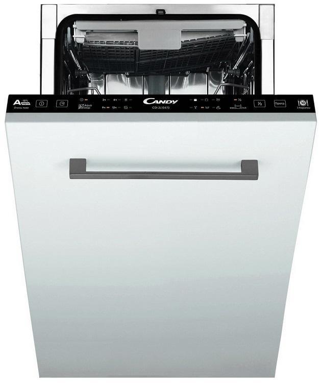 Встраиваемая посудомоечная машина CANDY CDI 2L10473-07 машина посудомоечная candy cak cdcf 6s 07 настольн 6комп 6прог сереб