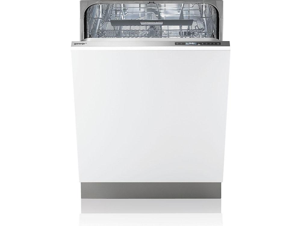 Встраиваемая посудомоечная машина GORENJE GDV664X ящик для инструментов keter 22 56х31х28см quik latch pro 38337 22 z01