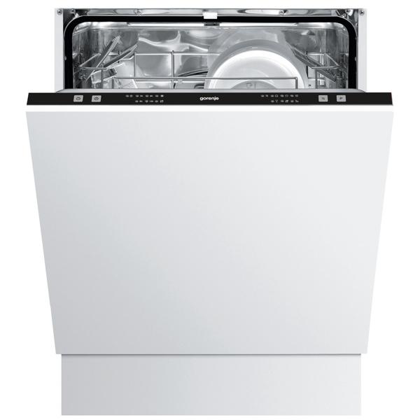 Фото - Встраиваемая посудомоечная машина GORENJE GV61211 встраиваемая посудомоечная машина zanussi zdv 91500 fa