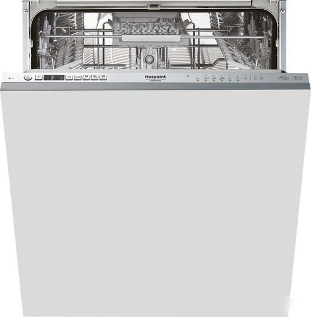 Встраиваемая посудомоечная машина HOTPOINT-ARISTON HIO 3O32 W встраиваемая посудомоечная машина hotpoint ariston lstf 7b019