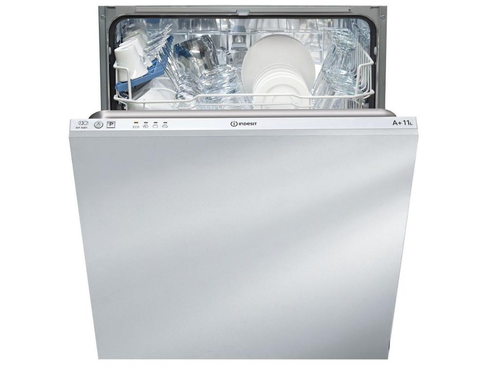 Встраиваемая посудомоечная машина INDESIT DIF 04B1 EU кофе машина jura s8 chrom eu 15187