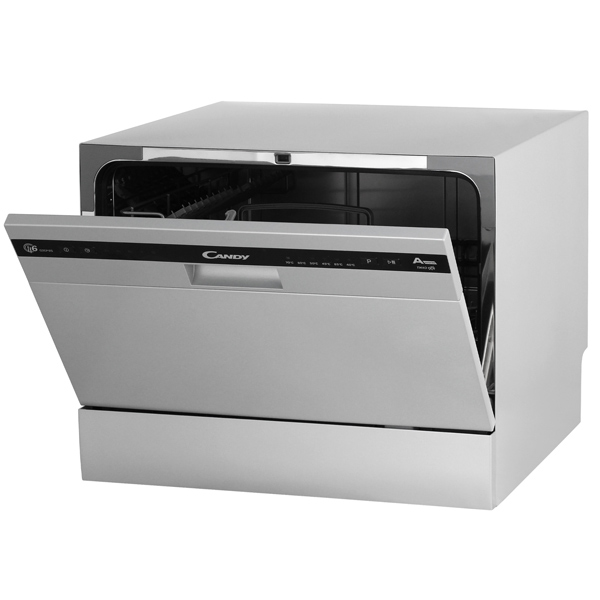 Посудомоечная машина Candy CDCP 6/ES-07 машина посудомоечная candy cak cdcf 6s 07 настольн 6комп 6прог сереб