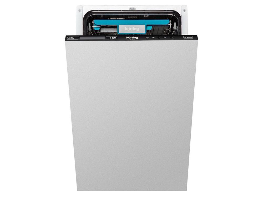 Встраиваемая посудомоечная машина Korting KDI 45175 посудомоечная машина встраиваемая siemens sr64m030ru