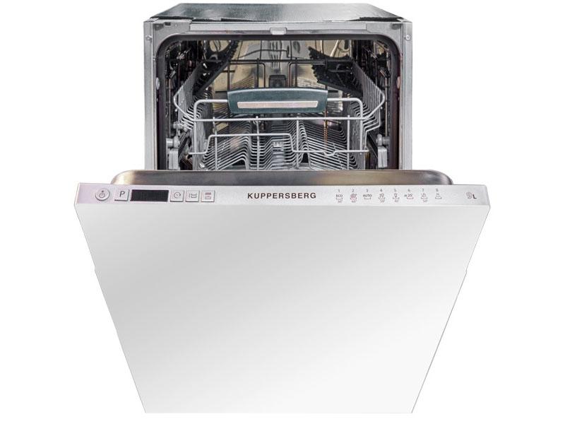 Встраиваемая посудомоечная машина Kuppersberg GL 4588 встраиваемая посудомоечная машина kuppersberg gs 6005