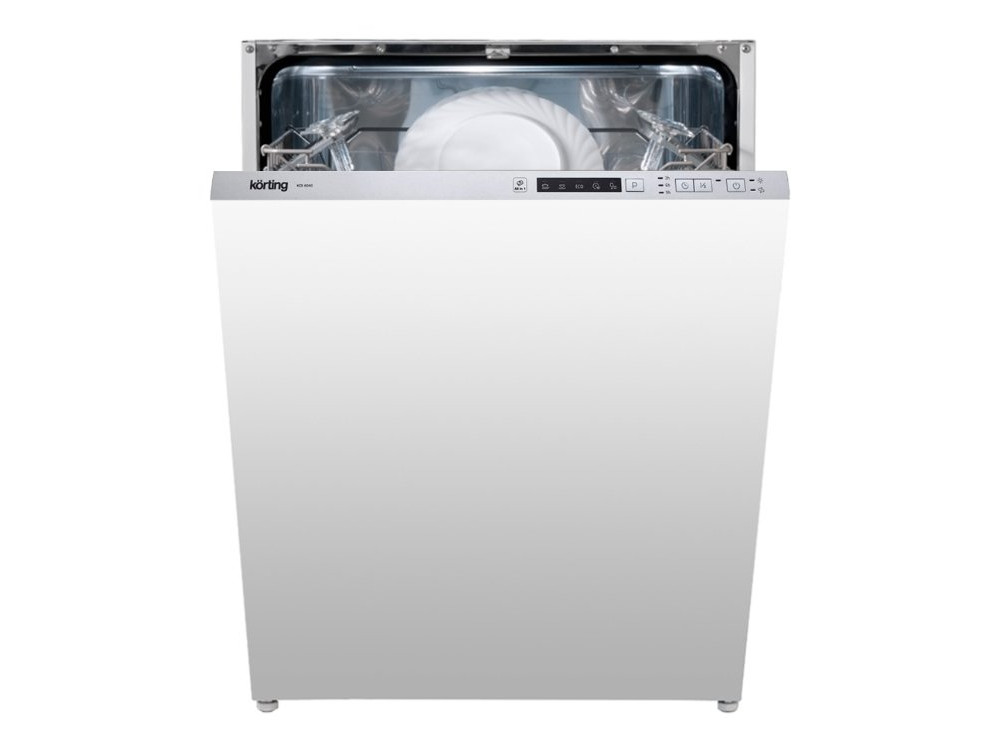 Встраиваемая посудомоечная машина Korting KDI 6040 посудомоечная машина встраиваемая siemens sr64m030ru