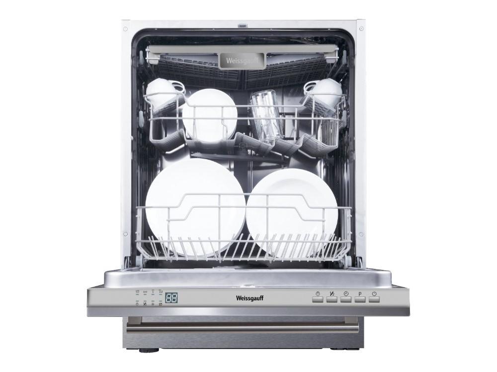 Фото - Встраиваемая посудомоечная машина Weissgauff BDW 6134 D встраиваемая посудомоечная машина zanussi zdv 91500 fa