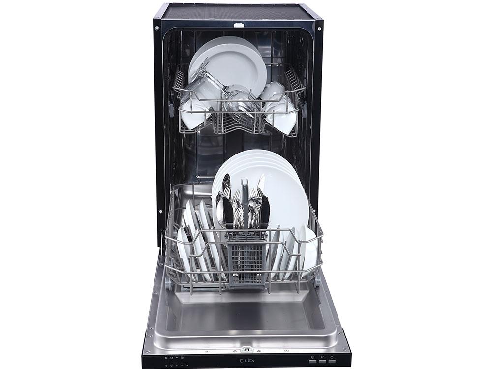 Встраиваемая посудомоечная машина LEX PM 4542 встраиваемая посудомоечная машина lex pm 6042