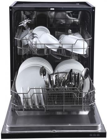 Встраиваемая посудомоечная машина Lex PM 6042 посудомоечная машина встраиваемая siemens sr64m030ru