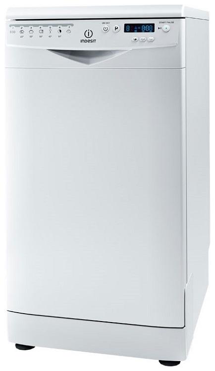 Посудомоечная машина Indesit DSR 57M19 A EU посудомоечная машина indesit dsr 15b3 ru