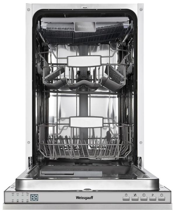 Встраиваемая посудомоечная машина Weissgauff BDW 4134 D weissgauff atlas granit белый