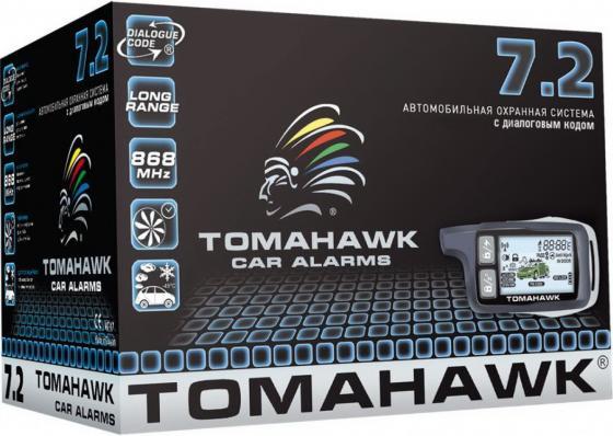 Автосигнализация Tomahawk 7.2 27 aluminum alloy fold up bipod w mount for m4a1 m16 m40 more black