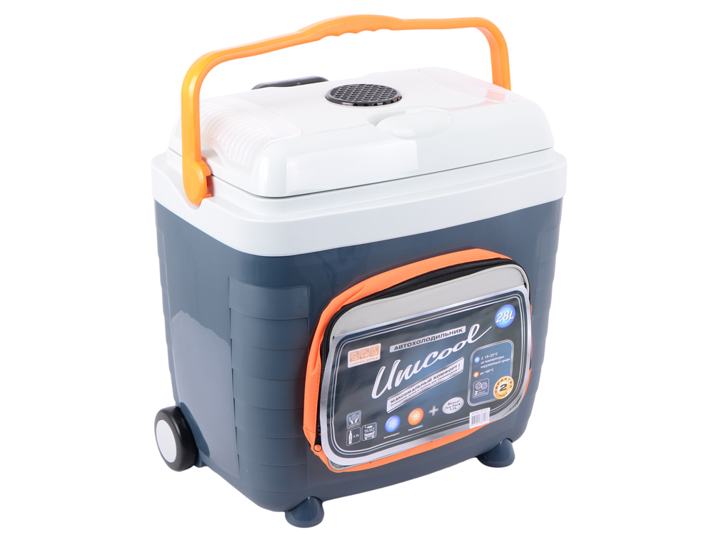 Автохолодильник CW Unicool 28 Объём 28 литров автохолодильник cw unicool 28 unicool 28