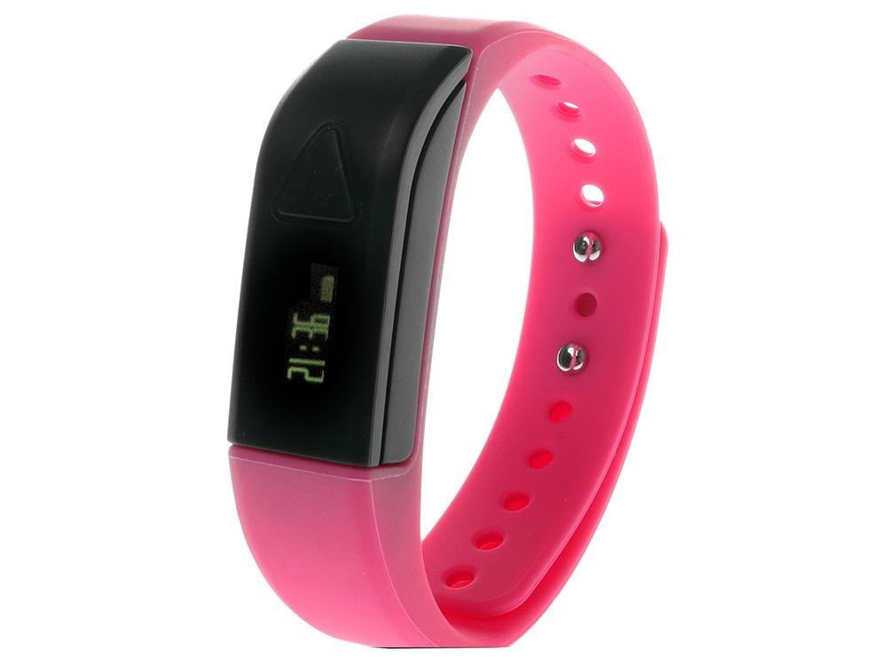 Фитнес браслет HARPER BFB-301 pink браслет harper bfb 301 розовый h00000198