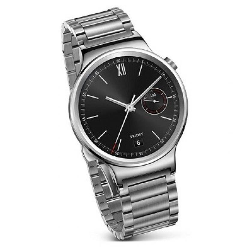 Смарт-часы Huawei Watch Classic BRACELET Mercury-G00 Link Stainless Steel серебристый 55020701