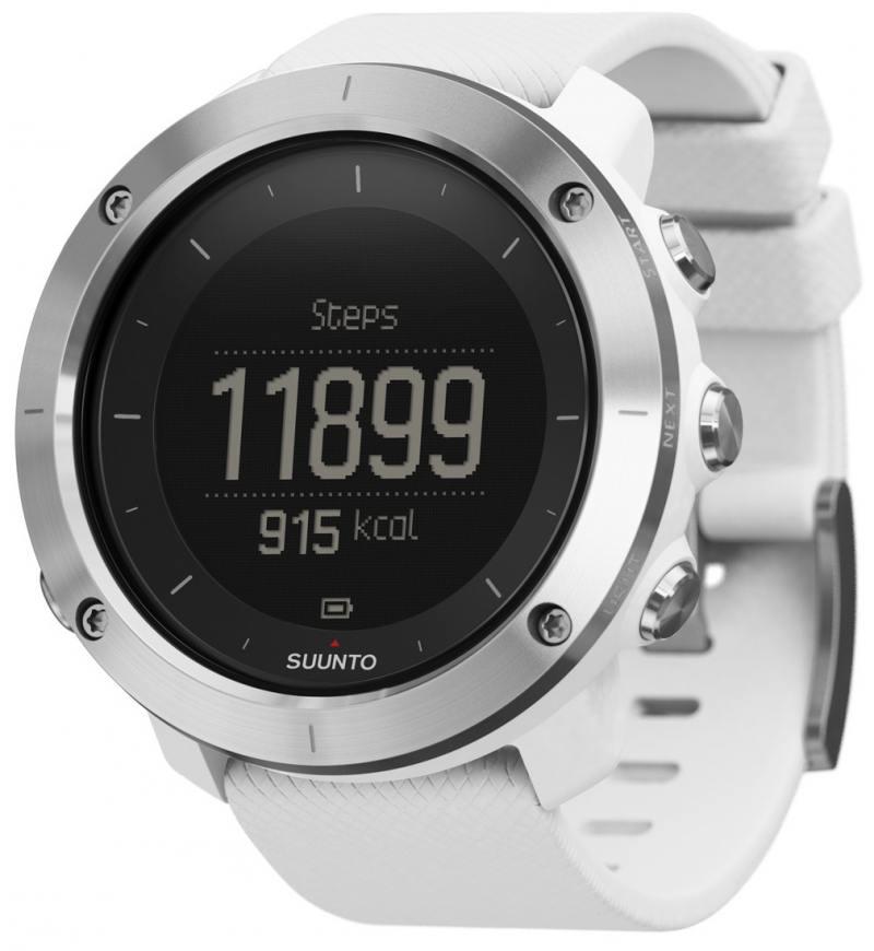 Смарт-часы Suunto Traverse белый SS021842000